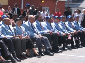 Tuskegee Airmen with Derrick Pitts