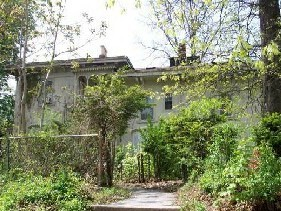 Germantown Ave Mansion seen here in 2004